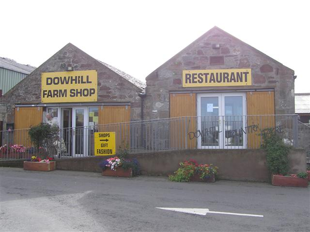 Dowhill Country Fayre New Website Project